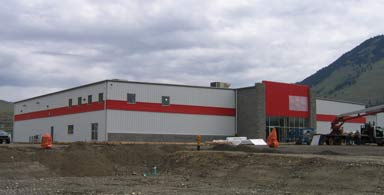 Kamloops Commercial Engineering Home Hardware Project