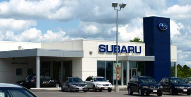 Subaru Commercial Engineering