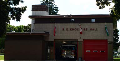RE Knox Fire Hall